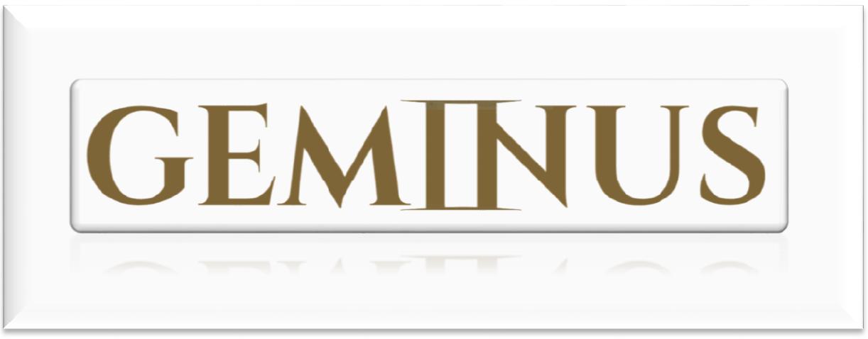 logo Geminus c
